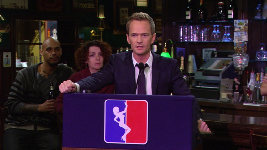 How I Met Your Mother - The Stamp Tramp