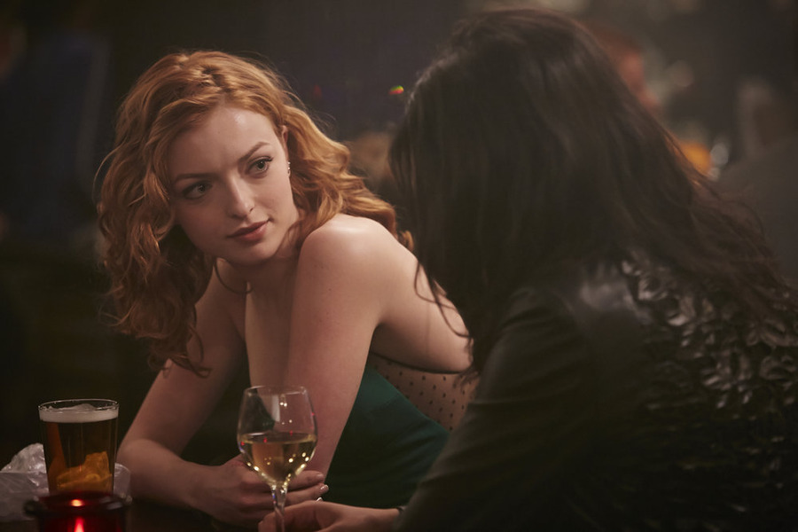 """HEROES REBORN -- """"Brave New World / Odessa"""" Episode 101/102 -- Pictured: Francesca Eastwood as Molly Walker -- (Photo by: Ian Watson/NBC)"""