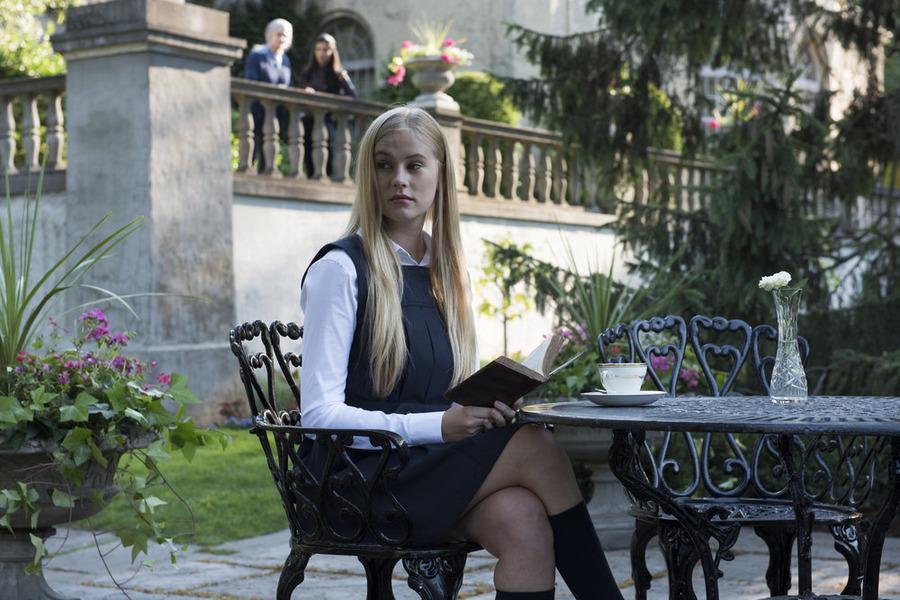 """HEROES REBORN -- """"June 13th - Part Two"""" Episode 108 -- Pictured: Danika Yarosh as Malina -- (Photo by: Christos Kalohoridis/NBC)"""